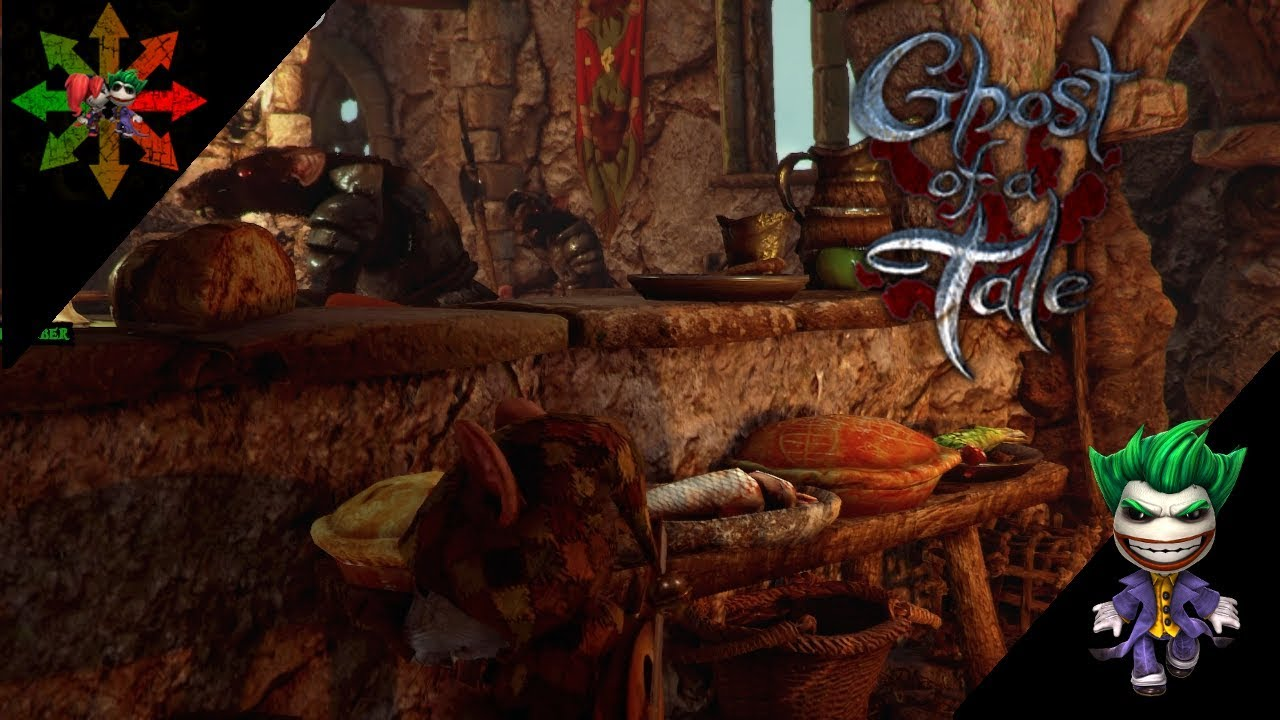 In Der Kuche Bei Omama Ghost Of A Tale Deutsch German Youtube
