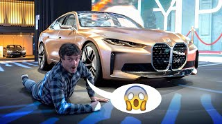 I am falling for this new BMW! And other sexy novelties