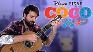 COCO: Remember Me (Lullaby Version) - Classical Guitar Cover (BeyondTheGuitar)