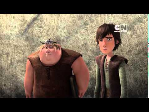DreamWorks Dragons: Defenders of Berk - Fright of Passage (Preview) Clip 1