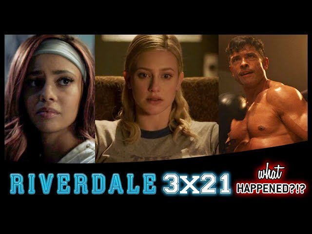 RIVERDALE 3x21 Recap: The Truth About the Farm & Gargoyle King Named?! - 3x22 Promo