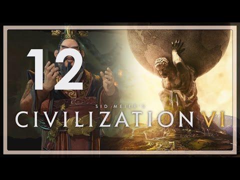 Spaceport | Civilization 6 - China Part 12