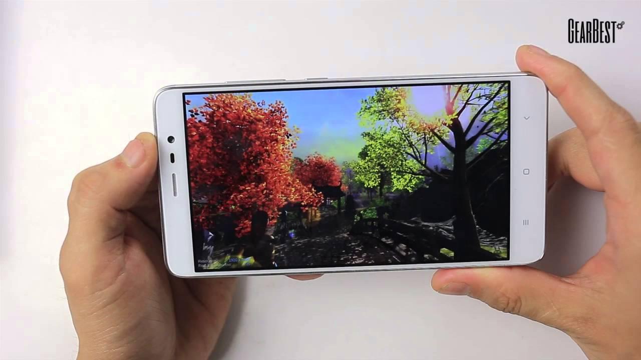 Xiaomi redmi note 3 youtube
