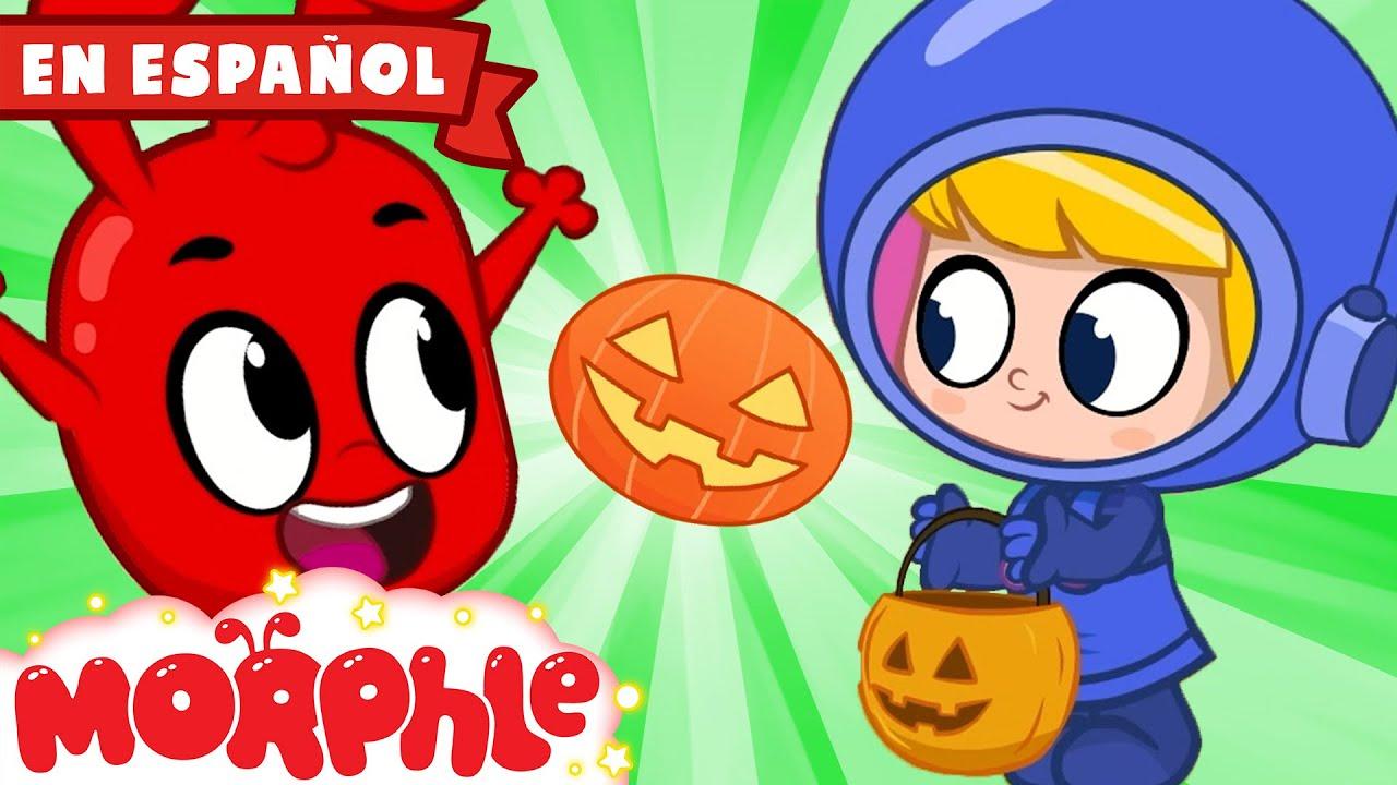 Morphle en Español | Morphle le teme a Mila - Halloween | Caricaturas para Niños | en Español