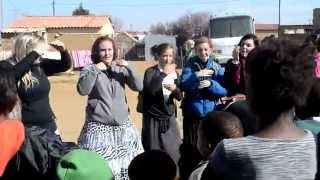 Lauren and Daniel's Adventure to Africa 2012 - Johannesburg & Soweto