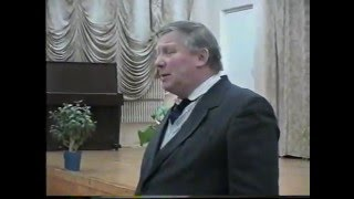Фильм к 5-летию школы №66 города Кирова. 1 часть. (1997)