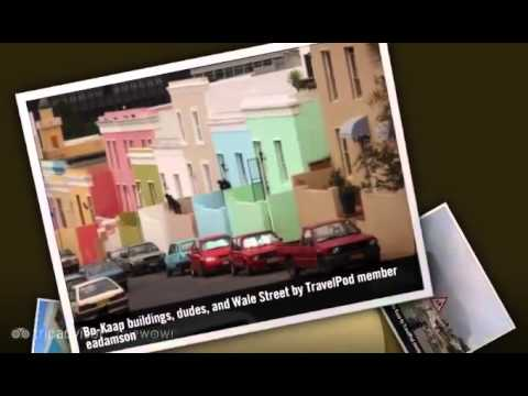 Bo-kaap - Cape Town, Western Cape, South Africa