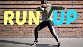 RUN UP Major Lazer ft Nicki Minaj Dance Choreography by @MattSteffanina