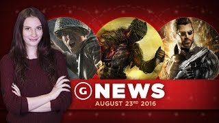 Dark Souls 3 DLC Details Drop & Call of Duty 2 Coming To Xbox One! - GS Daily News