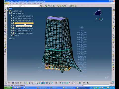 Gehry Technologies Webinar 1-2: An Overview of Digital Project V1R4