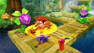 CRASH BANDICOOT Remastered : 20 minutes de Gameplay !