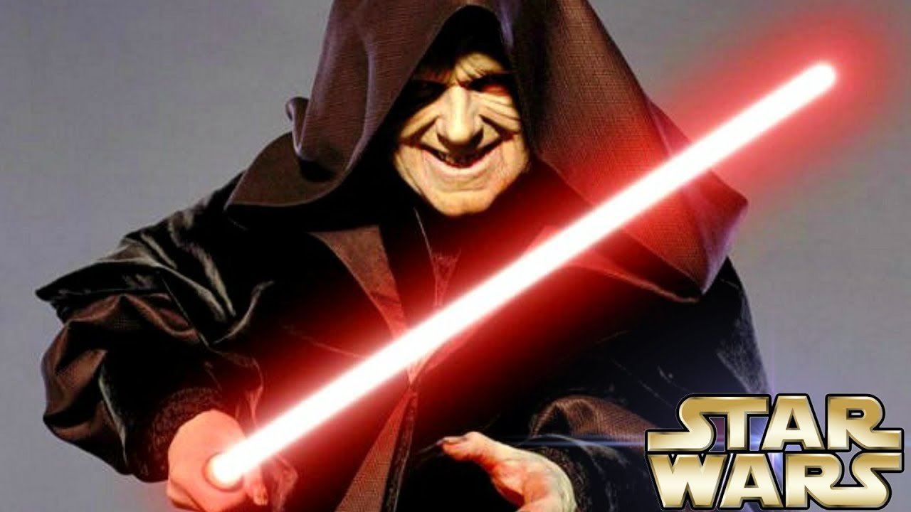Why The Emperor HATED Lightsabers - Star Wars Explained - YouTube