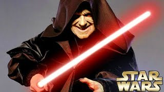 Why The Emperor HATED Lightsabers - Star Wars Explained