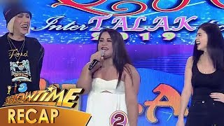 Video It's Showtime Recap: Wittiest 'Wit Lang' Moments of Miss Q & A contestants - Week 7 download MP3, 3GP, MP4, WEBM, AVI, FLV Oktober 2018