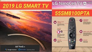 LG Smart TV 55SM8100PTA