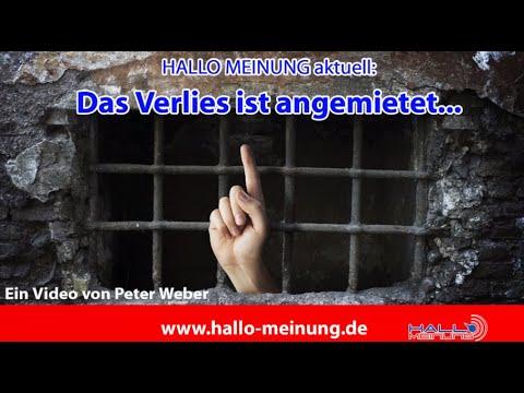 HALLO MEINUNG aktuell - Das Verlies ist angemietet...