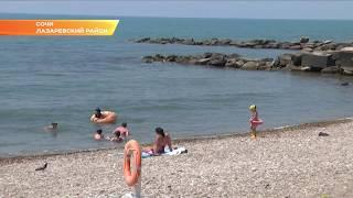 Торговые павильоны рядом с пляжами Лазаревского района Сочи ждет проверка. Новости Эфкате