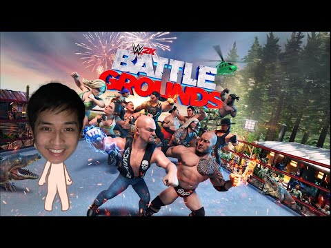 WWE 2K Battlegrounds, WHAT? FAKE? Oh noes |