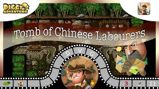 [~China Father~] #11 Tomb of Chinese Labourers - Diggy