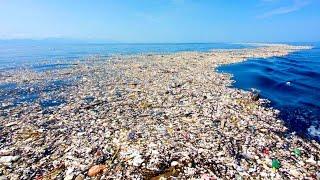 Пластиковый суп в Мировом океане
