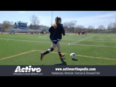 Savannah's ACL Repair Story with Dr. Michael Benke | Active Orthopedics and Sports Medicine