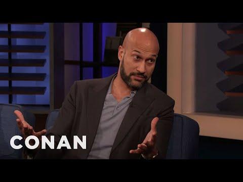 Keegan-Michael Key Is Afraid Of Being Cast In A Jordan Peele Movie - CONAN On TBS