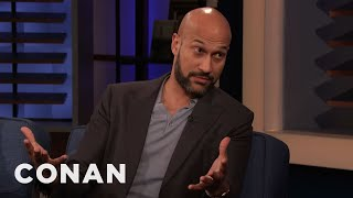 Keegan-Michael Key Is Afraid Of Being Cast In A Jordan Peele Movie - CONAN on TBS