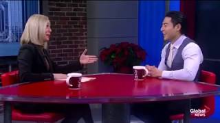 Global News Interview - Mental Health Matters | Chase Tang 唐嘉壕