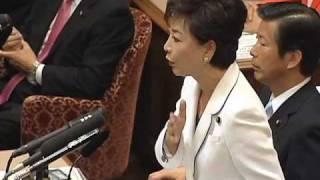 10/08/05 松あきら副代表 予算委員会