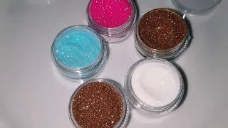 Блестки Nails World Nails Decor 10 36 56 83 85 beautyclub макияж маникюр makeup glitter