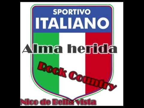 Alma herida   Rock Country