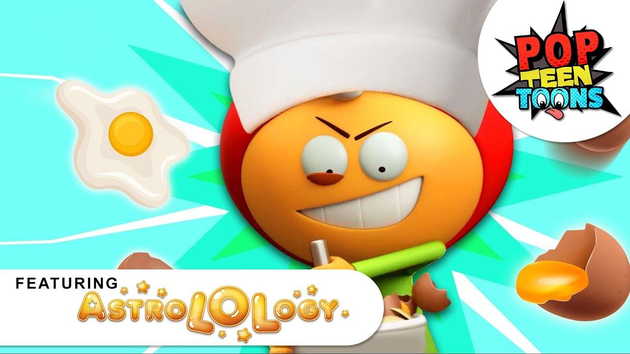 Chef's Table Cooking Fails | AstroLOLogy Cartoon | FoodoLOLogy | Funny Cartoon | Pop Teen Toons