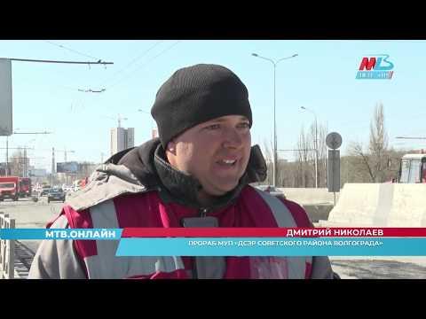 Движение по тоннелю на Второй Продольной в Волгограде перекроют на два дня