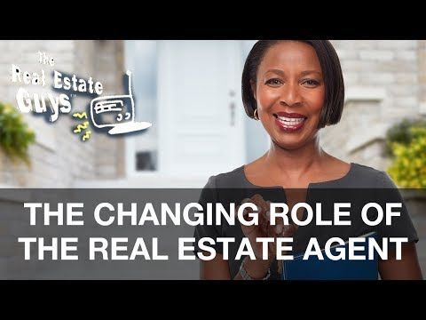 The Changing Role of the Real Estate Agent