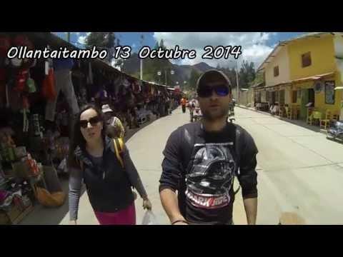 Aguas Calientes-Machupicchu-Perú