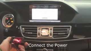 Bluetooth AUX Creator for Mercedes-Benz by NV Connect