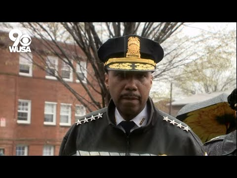 Presser: 5 shot, 2 dead in Southeast DC Shootout
