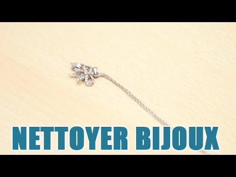 Astuces pour nettoyer ses bijoux en argent avec des for Astuce pour nettoyer des bijoux en argent