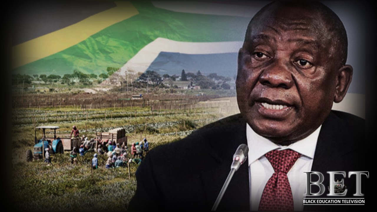 South Africa's Ruling ANC Is Now Withdrawing Bill For Land Expropriation Without Compensation