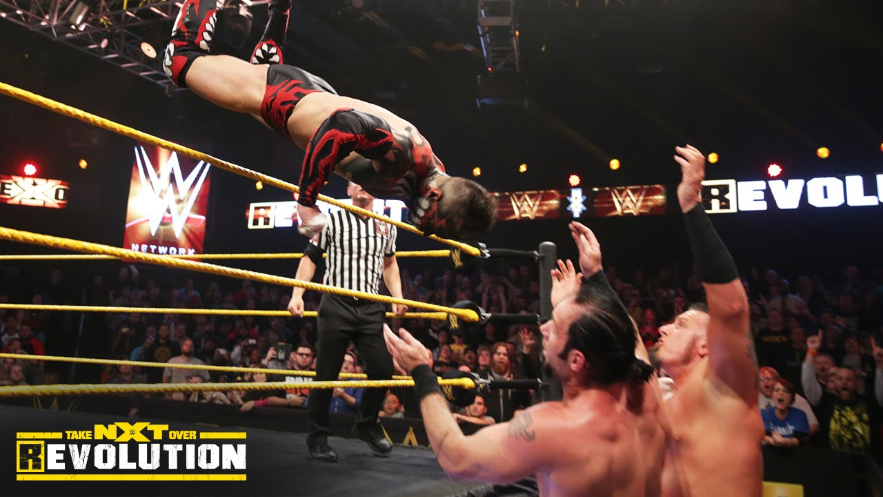 The Ascension Wwe Facepaint