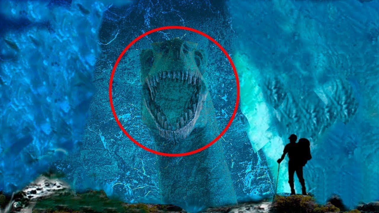 Buz Altında Bulunmuş Tarih Öncesi 5 Yaratık