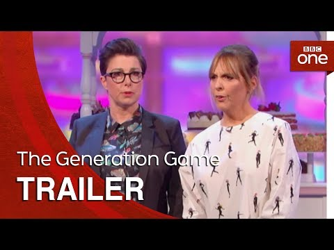 The Generation Game 2018: Trailer - BBC One