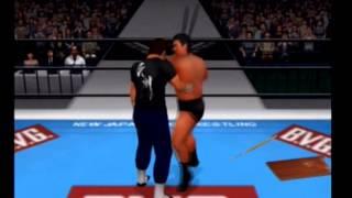 King of Colosseum II - Kensuke Sasaki vs Atsushi Onita