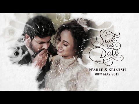 romantic-wedding-invitation-|-pearle-&-srinish-|-save-the-date