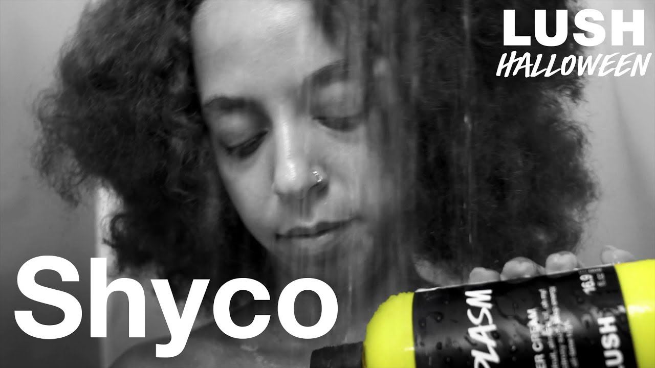 Shyco starring Hayley Law and Sydney Park: Lush Halloween 2018