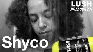 Shyco starring Hayley Law and Sydney Park: Lush Halloween 2018