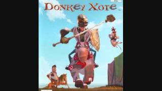 Donkey Xote (PS2/PSP/PC) Main Menu
