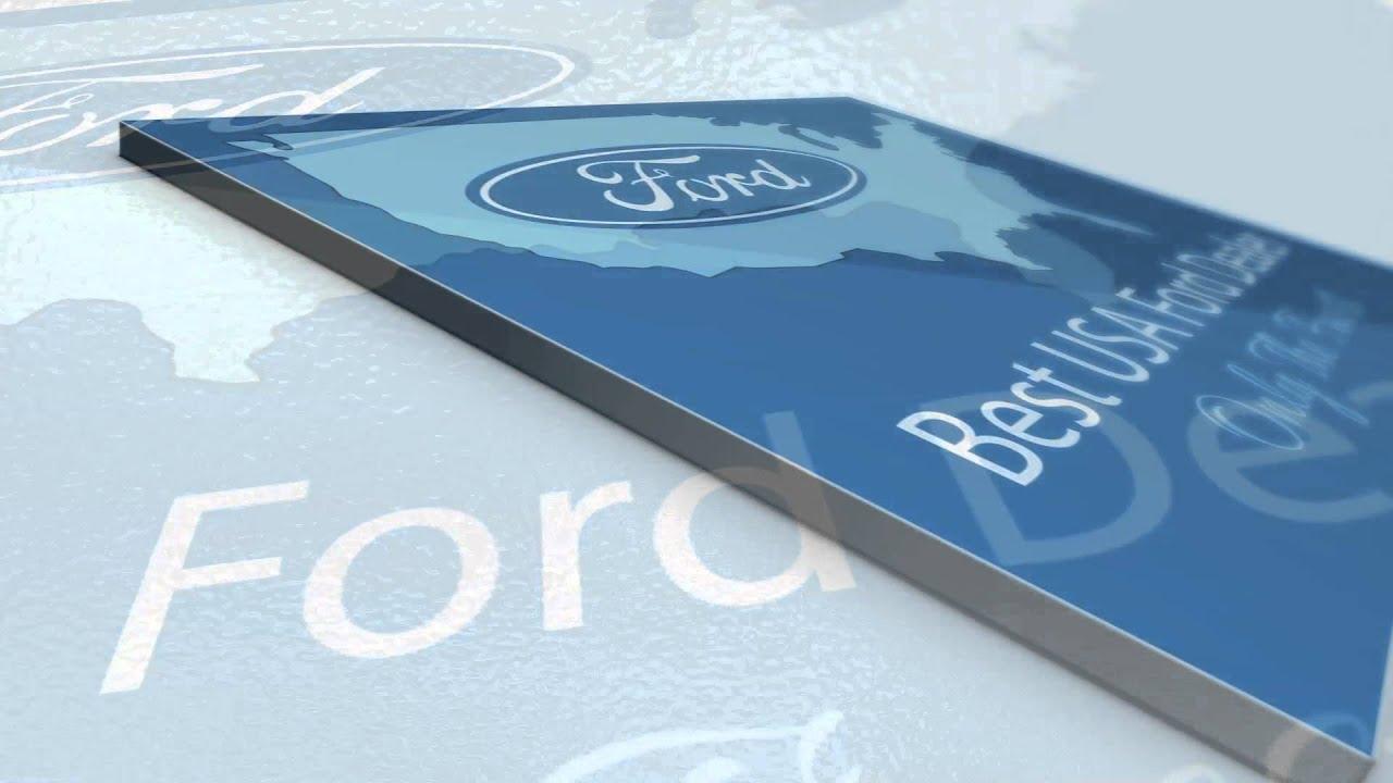 Best USA Ford Dealer Marketing