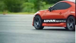 yokohama advan sport v105 launching mp4