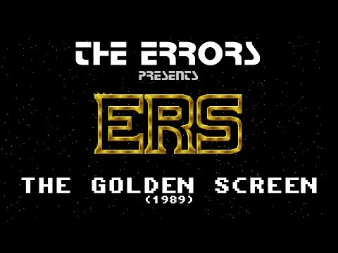 The Errors - The Golden Screen (1989)
